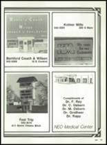 1988 Miami High School Yearbook Page 140 & 141