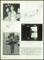 1988 Miami High School Yearbook Page 156 & 157