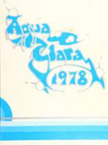 1978 Yearbook Clearwater High School