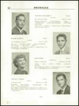 1951 Catasauqua High School Yearbook Page 14 & 15