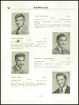 1951 Catasauqua High School Yearbook Page 16 & 17