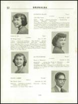 1951 Catasauqua High School Yearbook Page 18 & 19