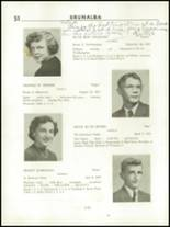 1951 Catasauqua High School Yearbook Page 22 & 23