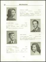 1951 Catasauqua High School Yearbook Page 26 & 27