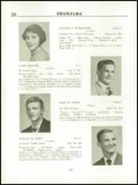 1951 Catasauqua High School Yearbook Page 28 & 29