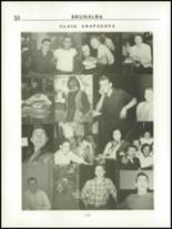 1951 Catasauqua High School Yearbook Page 40 & 41