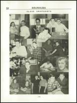 1951 Catasauqua High School Yearbook Page 42 & 43