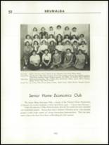 1951 Catasauqua High School Yearbook Page 58 & 59