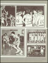 1980 Warren High School Yearbook Page 52 & 53
