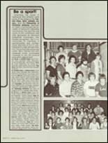 1980 Warren High School Yearbook Page 94 & 95