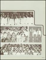 1980 Warren High School Yearbook Page 100 & 101