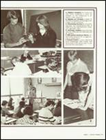 1980 Warren High School Yearbook Page 116 & 117