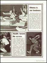 1980 Warren High School Yearbook Page 124 & 125