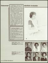 1980 Warren High School Yearbook Page 140 & 141