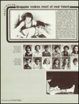 1980 Warren High School Yearbook Page 156 & 157
