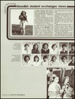 1980 Warren High School Yearbook Page 160 & 161