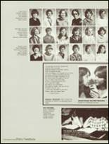1980 Warren High School Yearbook Page 166 & 167