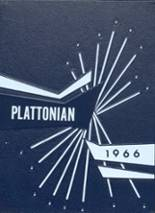 1966 Yearbook Plattsmouth High School