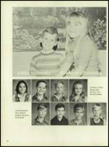 1974 Christian Day School Yearbook Page 86 & 87