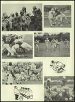 1974 Christian Day School Yearbook Page 120 & 121