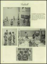 1974 Christian Day School Yearbook Page 126 & 127