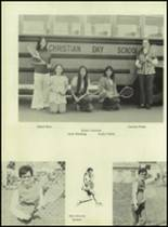 1974 Christian Day School Yearbook Page 132 & 133