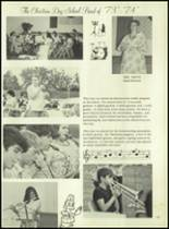 1974 Christian Day School Yearbook Page 138 & 139