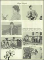 1974 Christian Day School Yearbook Page 142 & 143