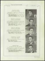 1939 Menaul High School Yearbook Page 22 & 23
