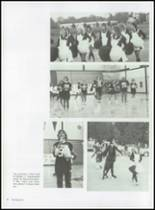 1985 Kimberly High School Yearbook Page 20 & 21