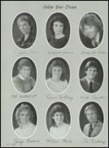 1985 Kimberly High School Yearbook Page 24 & 25