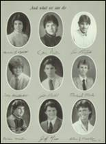 1985 Kimberly High School Yearbook Page 34 & 35