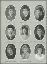 1985 Kimberly High School Yearbook Page 42 & 43