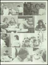 1985 Kimberly High School Yearbook Page 50 & 51
