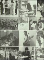 1985 Kimberly High School Yearbook Page 52 & 53