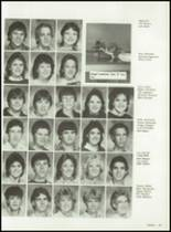 1985 Kimberly High School Yearbook Page 66 & 67