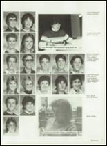 1985 Kimberly High School Yearbook Page 80 & 81