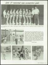1985 Kimberly High School Yearbook Page 86 & 87
