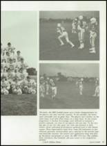 1985 Kimberly High School Yearbook Page 92 & 93