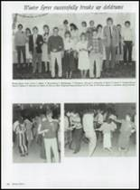1985 Kimberly High School Yearbook Page 106 & 107
