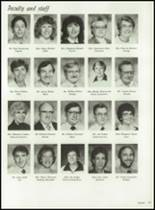 1985 Kimberly High School Yearbook Page 110 & 111