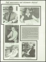 1985 Kimberly High School Yearbook Page 114 & 115