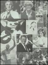 1985 Kimberly High School Yearbook Page 116 & 117
