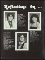 1980 Manzanola High School Yearbook Page 12 & 13