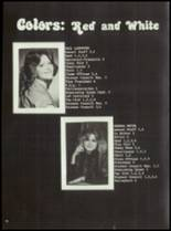 1980 Manzanola High School Yearbook Page 14 & 15