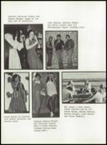 1980 Manzanola High School Yearbook Page 22 & 23