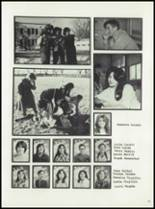 1980 Manzanola High School Yearbook Page 28 & 29