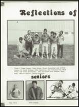 1980 Manzanola High School Yearbook Page 42 & 43
