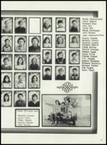1980 Manzanola High School Yearbook Page 50 & 51