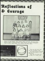 1980 Manzanola High School Yearbook Page 54 & 55